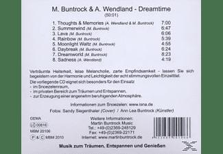 Arno Wendland - Dreamtime  - (CD)
