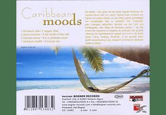 Stimmung/Traumklang - Caribbean Moods-Entspannungs-Musik  - (CD)
