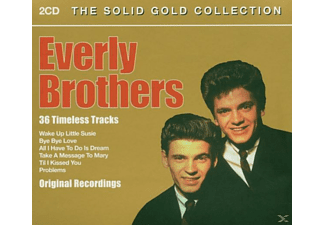 The Everly Brothers - Solid Gold Collection  - (CD)