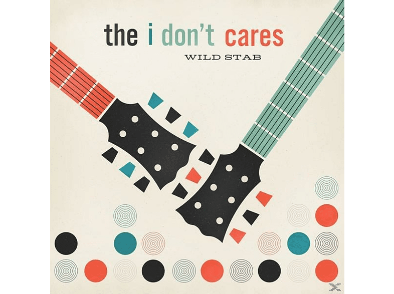 I Don't Cares - Wild Stab [CD]