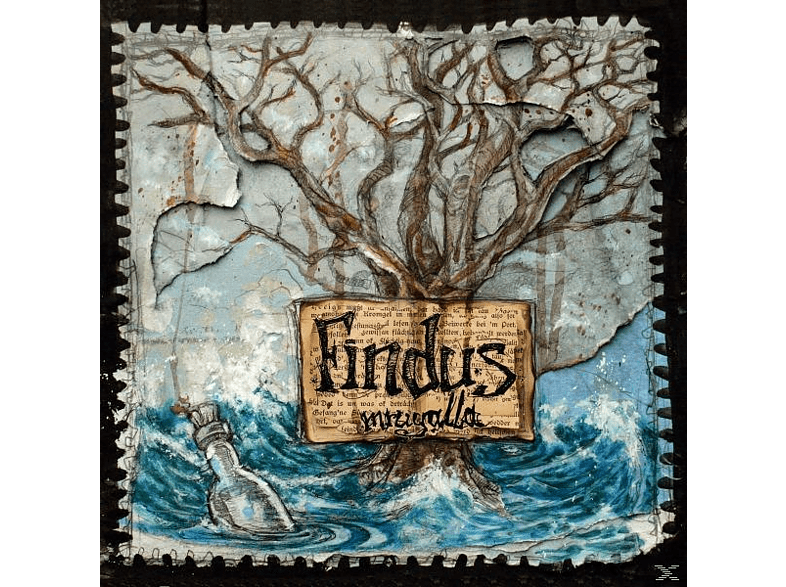 Findus - Mrugalla [CD]