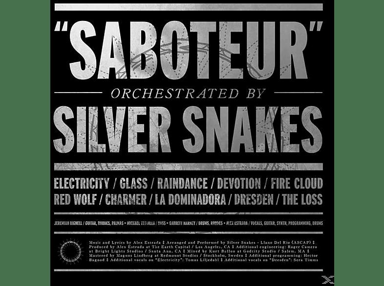 Silver Snakes - Saboteur [Vinyl]