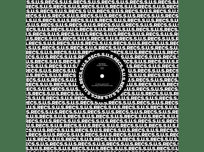 Gut Nose - Escape The Matrix [EP (analog)]