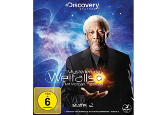 Mysterien des Weltalls - Staffel 2 Blu-ray