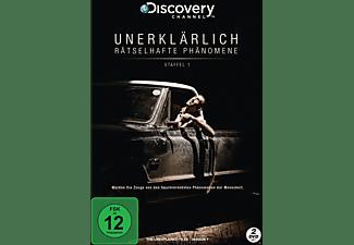 Unerklärlich - Rätselhafte Phänomene - Staffel 1 DVD