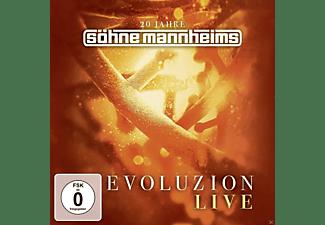 Söhne Mannheims - Evoluzion Live  - (CD)