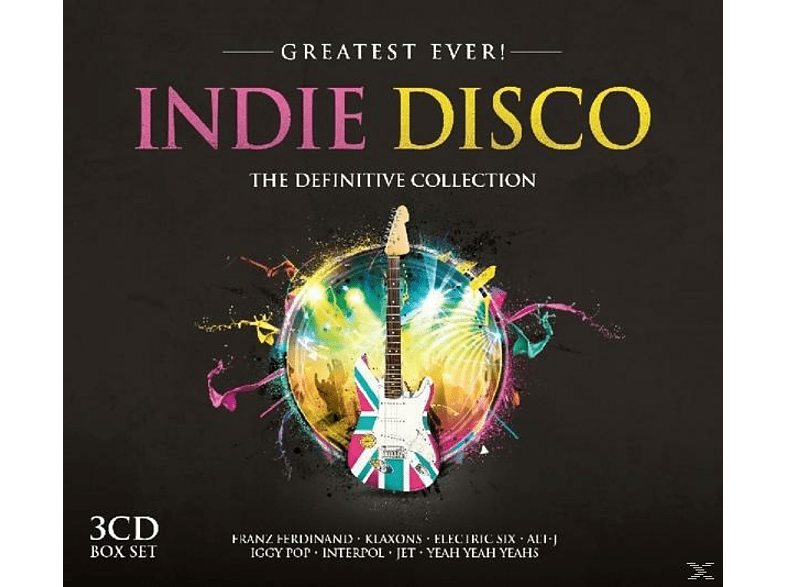 VARIOUS - Indie Disco-Greatest Ever [CD]
