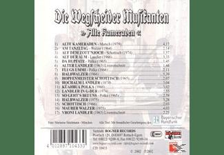 Wegscheider Musikanten - Alte Kameraden  - (CD)