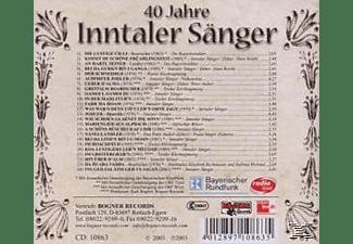 Inntaler Sänger - 40 Jahre  - (CD)