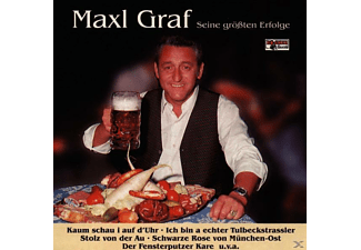 Maxl Graf - Seine Größten Erfolge  - (CD)
