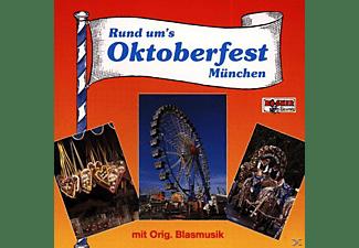 VARIOUS - Oktoberfest-O'zapft Is  - (CD)
