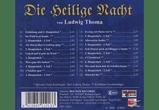 Kitzbühler Trachtensänger - Heilige Nacht V.L.Thoma  - (CD)