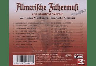 BOAR.ALMMUSI - Almerische Zithermusi 2  - (CD)