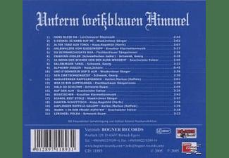VARIOUS - Unterm Weißblauen Himmel  - (CD)