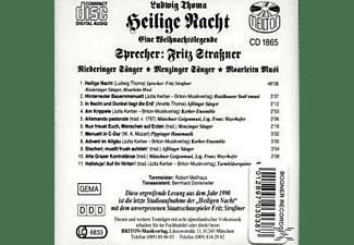 Riederinger - Heilige Nacht Von Ludwig Thoma  - (CD)