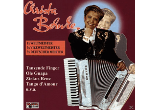 Christa Behnke - Tanzende Finger  - (CD)