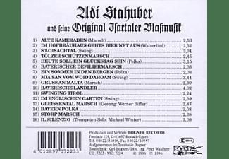 Adi Stahuber - U.S.Isartaler Blasmusik  - (CD)