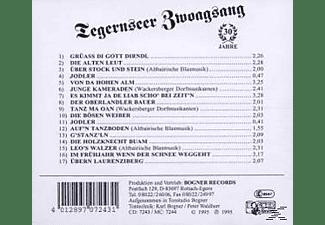 Tegernseer Zwoagsang - 30 Jahre  - (CD)