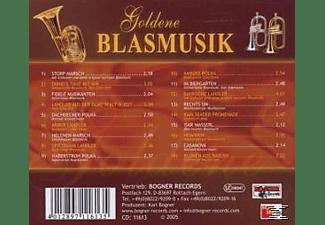 VARIOUS - Goldene Blasmusik 1  - (CD)