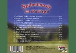 VARIOUS - Stubenmusik Aus Den Bergen 3  - (CD)