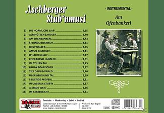 Aschberger Stub'nmusi - Am Ofenbankerl  - (CD)