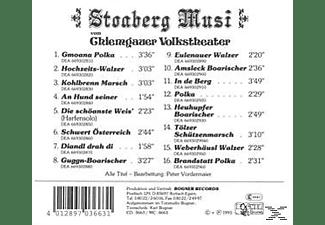 Stoaberg Musi - Vom Chiemgauer Volkstheater, Folge 1  - (CD)