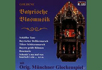 VARIOUS - Goldene Bayrische Blasmusik  - (CD)