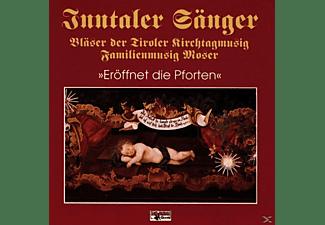Kirchtagmusig, INNTALER S./Fam.MOSER/KIRCHTAGMUSIG - Eröffnet Die Pforten  - (CD)