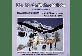 Romantik Saiten - Die Schönsten Weihnachtslieder Instr.  - (CD)