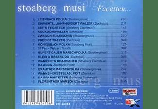 Stoaberg Musi 5 - Facetten  - (CD)