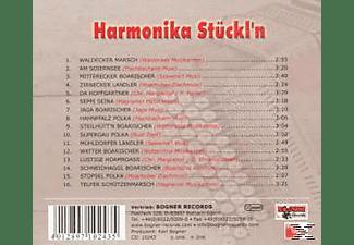 VARIOUS - Harmonika Stückl'n  - (CD)