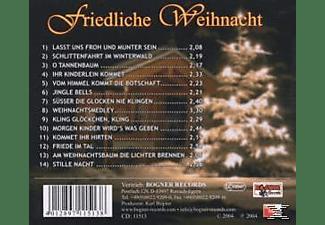 VARIOUS - Friedliche Weihnacht  - (CD)