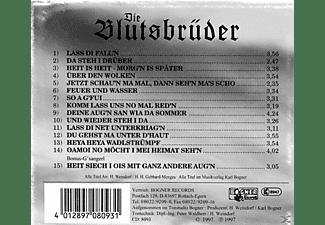 Die Blutsbrüder - Laß Di' Fall'n  - (CD)