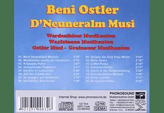 VARIOUS - Werdenfelser Musikanten  - (CD)