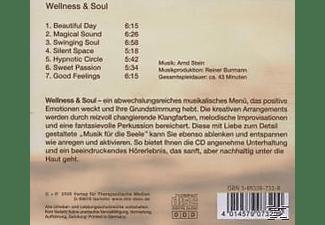 Arndt Stein - Wellness & Soul  - (CD)