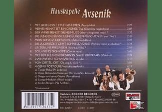 Hauskapelle Avsenik - Mit Der Kleinen Eisenbahn Nach Oberkrain  - (CD)