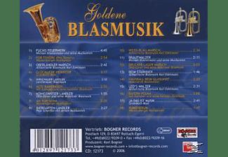 VARIOUS - Goldene Blasmusik 2  - (CD)