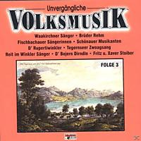 VARIOUS - Unvergängliche Volksmusik 3 [CD]
