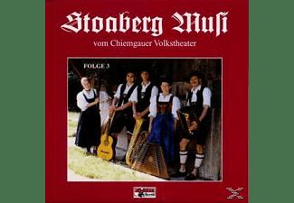 Stoaberg Musi 3 - V.Chiemgauer Volkstheater  - (CD)