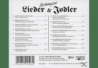VARIOUS - Schwyzer Lieder &  Jodler  - (CD)