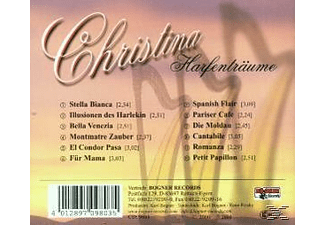 Christina - Harfenträume  - (CD)