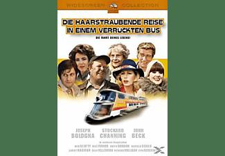 Die haarsträubende Reise in einem verrückten Bus DVD