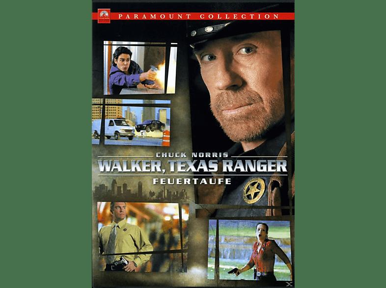 Walker, Texas Ranger - Feuertaufe [DVD]