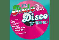 "VARIOUS - Zyx Italo Disco 12"" Hits Vol.3 [CD]"