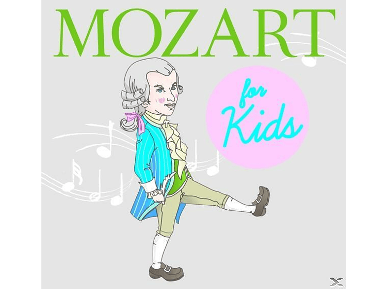 VARIOUS - Mozart For Kids [CD]