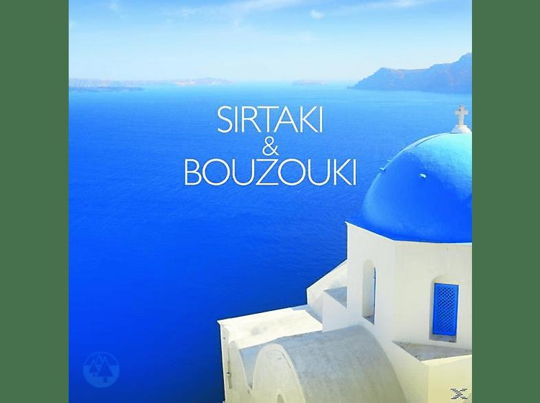 Greatsirtakiorchestra-florides - Sirtaki & Bouzouki [CD]