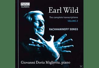 Giovanni Doria Miglietta - The Complete Transcriptions Vol. 2  - (CD)