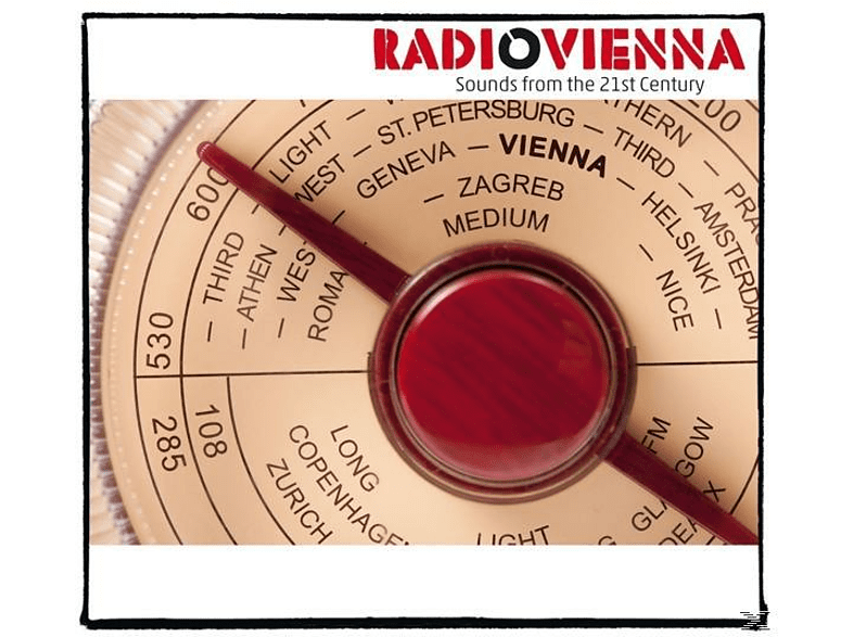 VARIOUS - Radio Vienna-Sounds From The 21st Century [CD]
