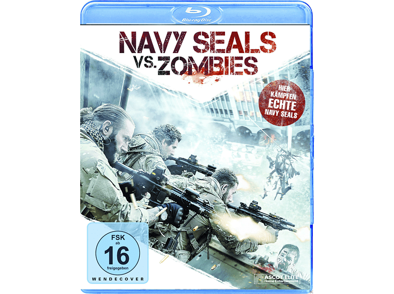 Navy Seals vs. Zombies [Blu-ray]