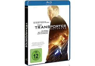 The Transporter Refueled Blu-ray